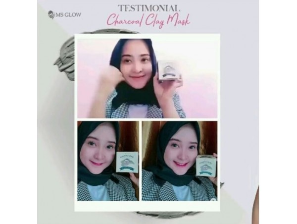 Review Masker Charcoal