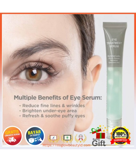 Eye Serum Msglow Original|Serum Mata|Mata Panda