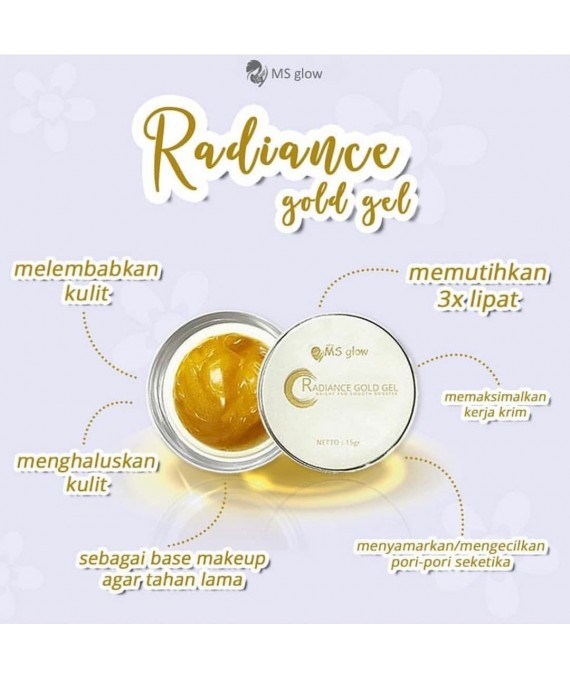 Radiance Gold Gel