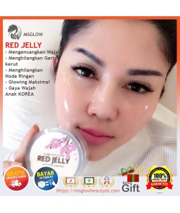 Red Jelly - Jelly Glowing